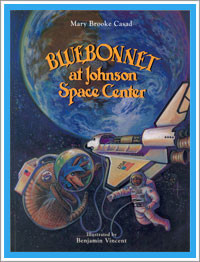 Bluebonnet at Johnson Space Center
