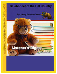 bluebonnet audio books
